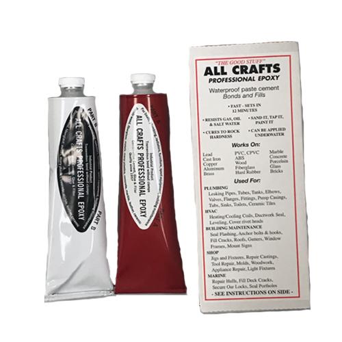 All Crafts Professional Epoxy G Amp R Plumbing